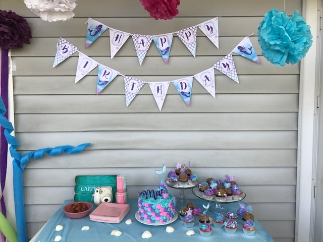 mermaidbirthday-caketable