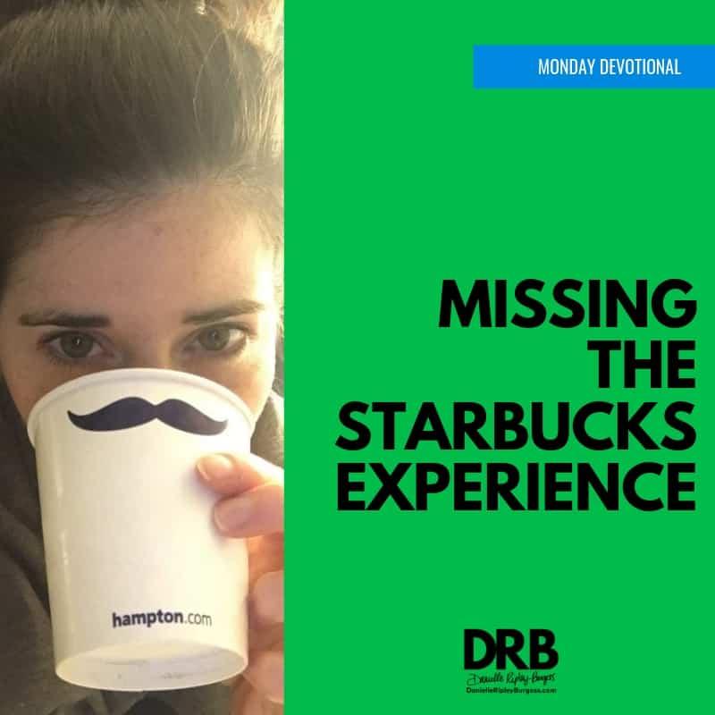 Devo Image - Starbucks Experience