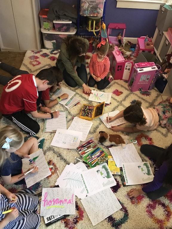 kidscoloring-housechurch-palmsunday