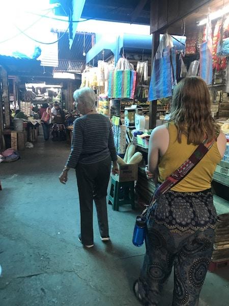 on the market tour antigua