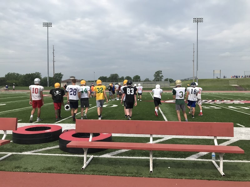 football-pella-fca-camp