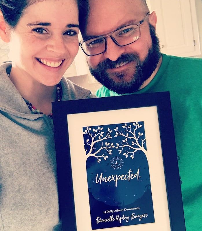 mike-danielle-burgess-unexpected-advent-devotional