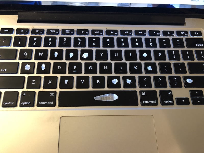 a-writers-keyboard-after-a-book